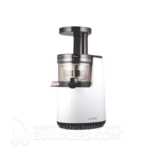 Hurom Slow Juicer HH-WBE06 (HU-700) weiß | EUJUICERS.DE