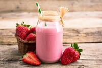Erdbeer-Smoothie © philippfoto/Fotolia
