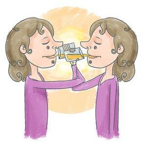 Erfinderische Zwillinge: Was Ihr Sternzeichen über Ihre Entsafter-Gewohnheiten aussagt | EUJUICERS.DE