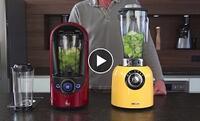 24-Stunden-Zeitraffer-Vergleichsvideo: Vidia Vakuum-Mixer vs Bianco Puro Originale | EUJUICERS.DE