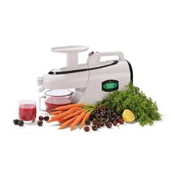 Green Star Elite GSE-5000 Entsafter Jumbo Twin Gear von Tribest | EUJUICERS.DE