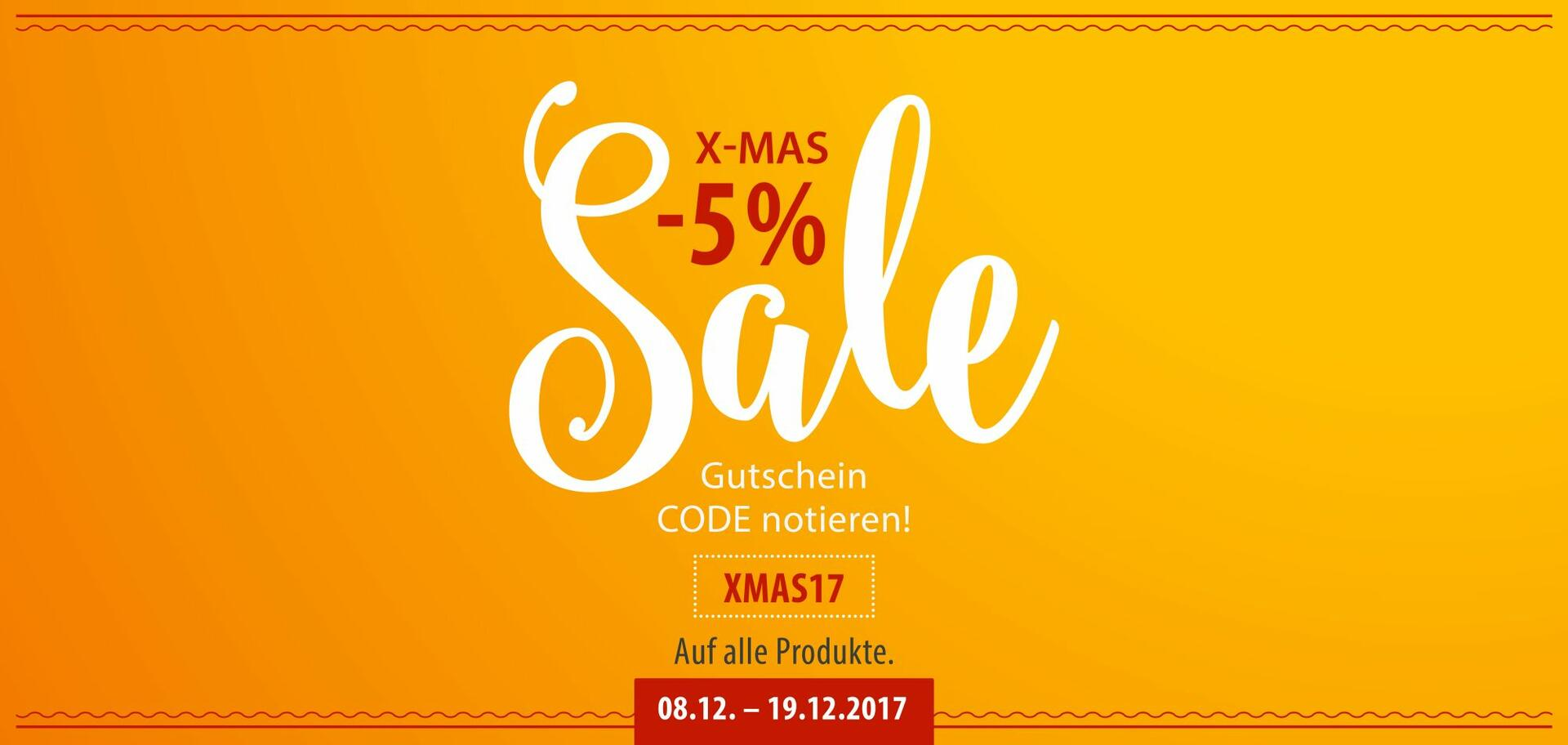 Xmas Sale 2017 2 EUJUICERS.DE