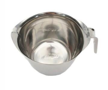 Angel stainless steel jug