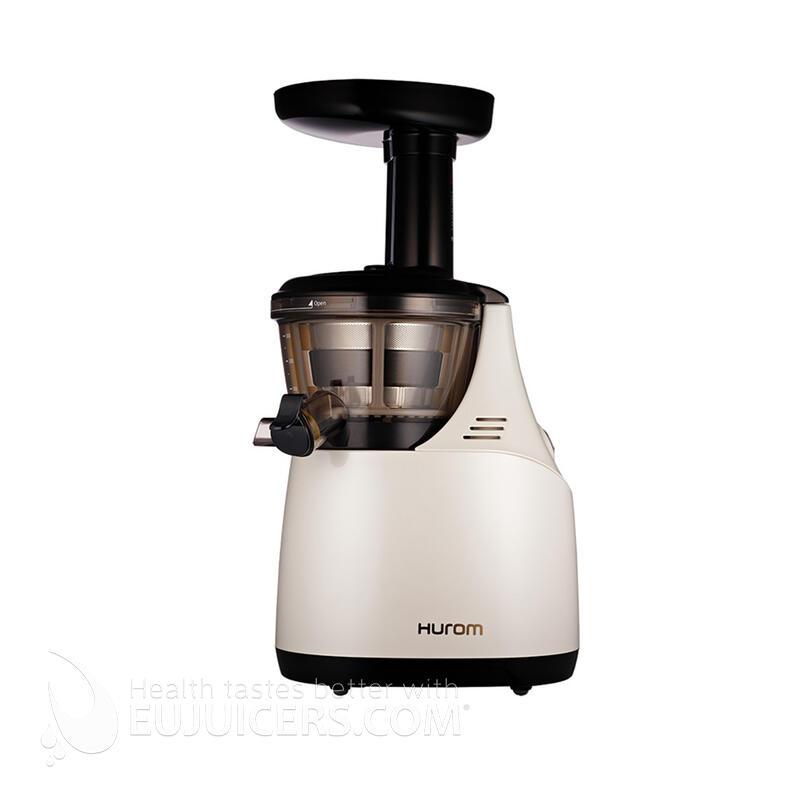 Hurom Slow Juicer HE-IBE04 (HU-500) elfenbein | EUJUICERS.DE