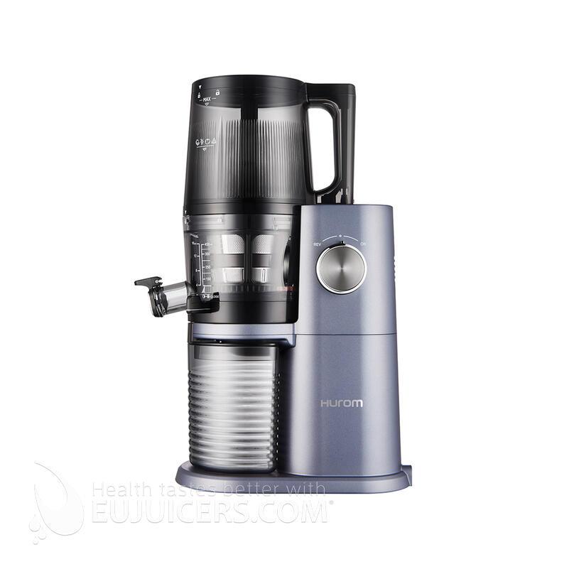 Hurom Slow Juicer H-AI (H34) midnight blue | EUJUICERS.DE