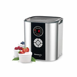 Kuvings Yogurt & Cheese Maker silber