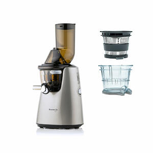 Kuvings C9500 Entsafter silber plus Smoothie- & Eiscreme-Set | EUJUICERS.DE
