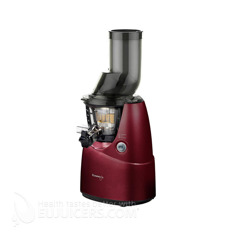 Kuvings Whole Slow Juicer B6000 rot | EUJUICERS.DE