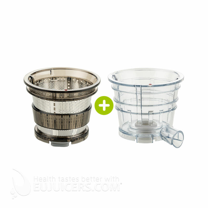 Kuvings C9500 Smoothie- & Eiscreme-Set | EUJUICERS.DE