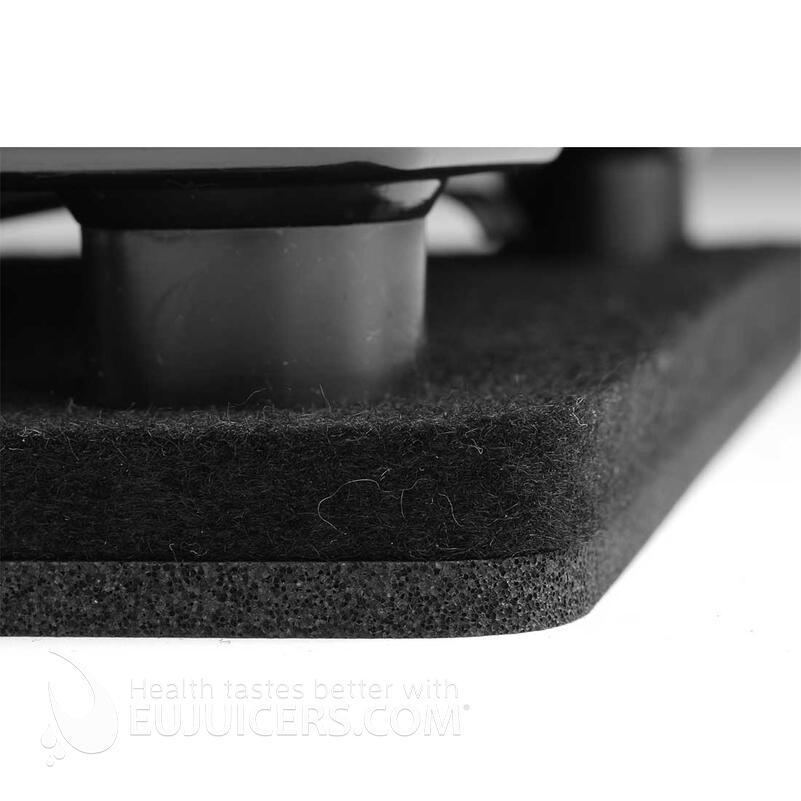 Revo2Pads zur Minimierung von Lautstärke und Vibrationen bei Standmixern | EUJUICERS.DE