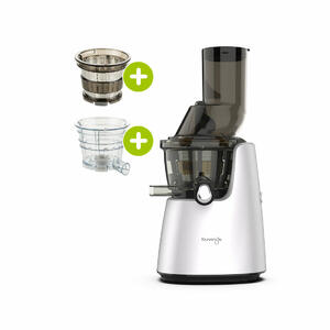 Kuvings C9500 Entsafter weiß plus Smoothie- & Eiscreme-Set | EUJUICERS.DE