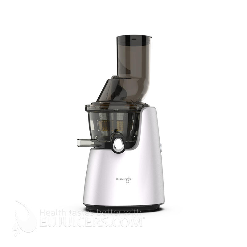 Kuvings Whole Slow Juicer C9500 weiß matt | EUJUICERS.DE