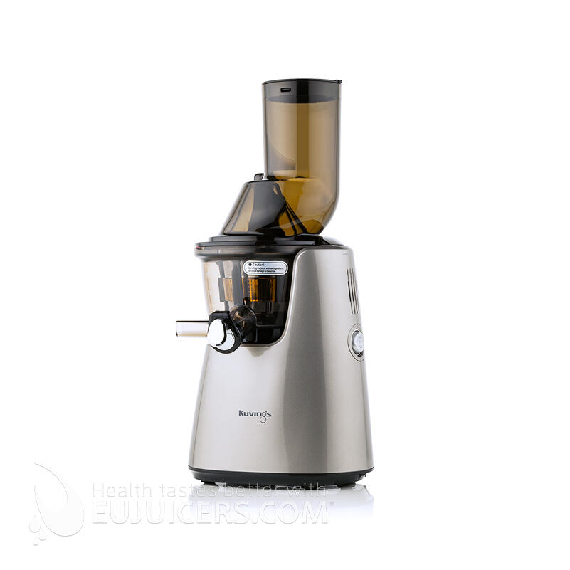 Kuvings Whole Slow Juicer C9500 silber | EUJUICERS.DE