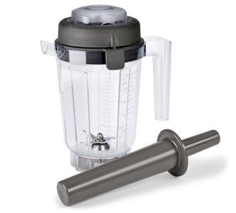 Vitamix 0,9-l-Tritan-Behälter mit Trocken-Schneidemesser | EUJUICERS.DE
