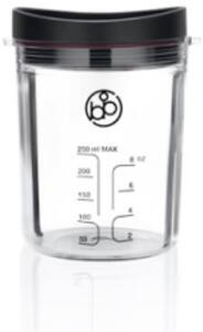 Bianco 250 ml Attivo B25 Behälter | EUJUICERS.DE