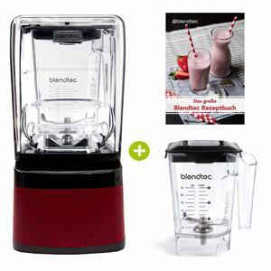 Blentec Professional 800 mit Wildside Mini Jar plus Rezeptbuch | EUJUICERS.DE