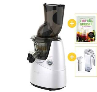 Kuvings B8200 Whole Slow Juicer Weiß | EUJUICERS.DE